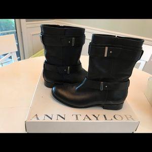 Ann Taylor Booties